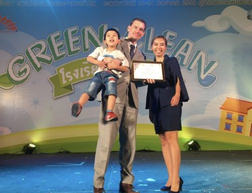 รางวัลเกียรติคุณสำหรับ AnnyTalk Kids 2018