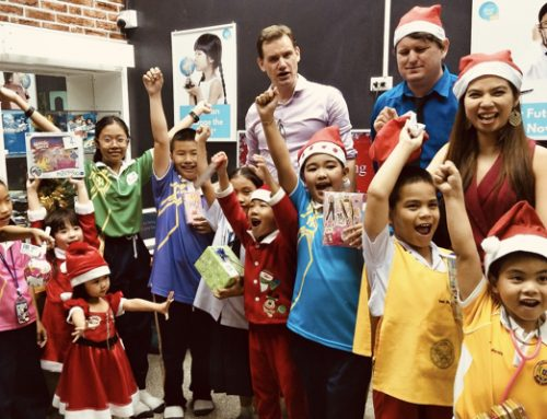 ภาพกิจกรรม Christmas 2018 @AnnyTalk Kids Chonburi