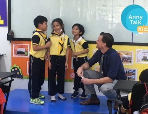 ภาพบรรยากาศ Workshop@Metapaht Primary School